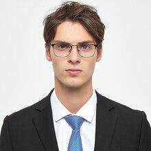 Männer der komplette brillen mode myopie brillen vollrand Männlichen Business Stil Rahmen Optische Gläser 80008