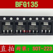 10Pcs BFG135 Sot-223