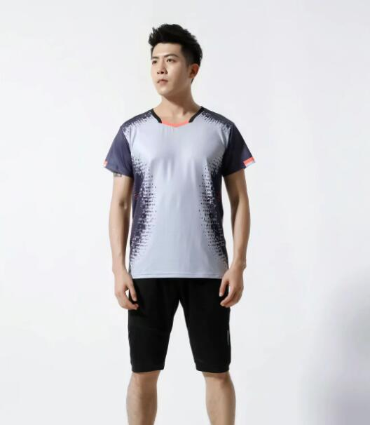 Men  #0021 dsky Sleeve u Neck wear Tops Shorts Fitness Leisure Homewear  Suits Men 2 Pieces