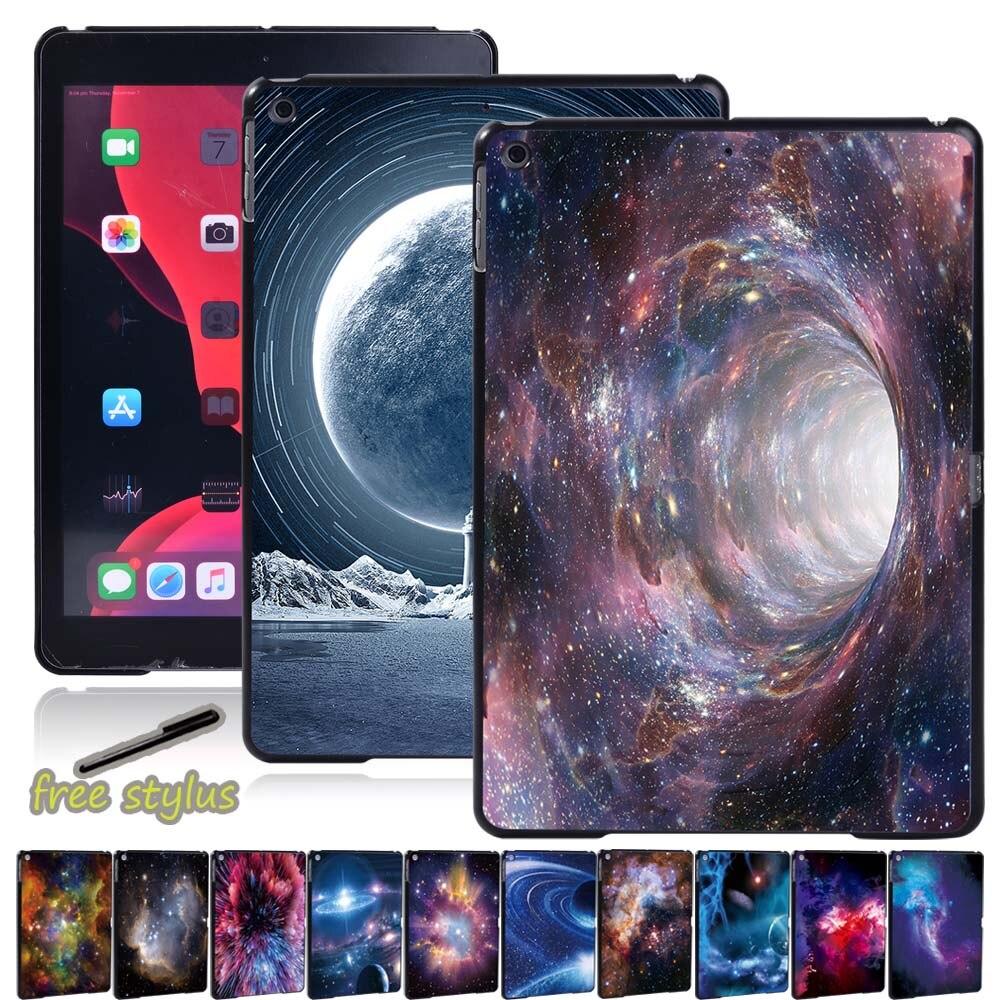 Funda de tableta para Apple IPad Mini1/2/3/4/5/iPad2/3/4/iPad (5 °/6 °/7 ° generación)/Aire/aire 2/Pro /Air3/Pro(2/3st/4nd Gen) + Stylus gratis