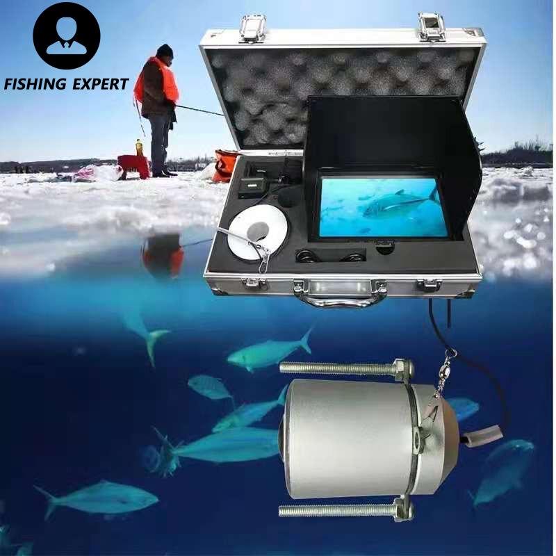 HD Quality 30M Visual USB Fish Finder Underwater Ice Fishing Camera 7