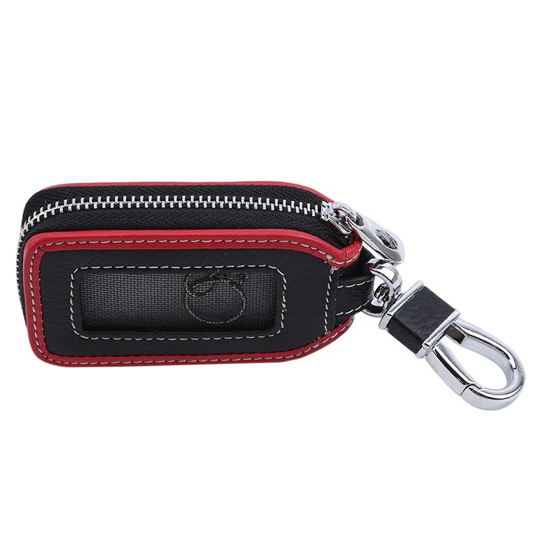 2020 PU Leather Car Key Wallets Men Women Key Holder Housekeeper Keys Organizer Keychain Cover Zippe
