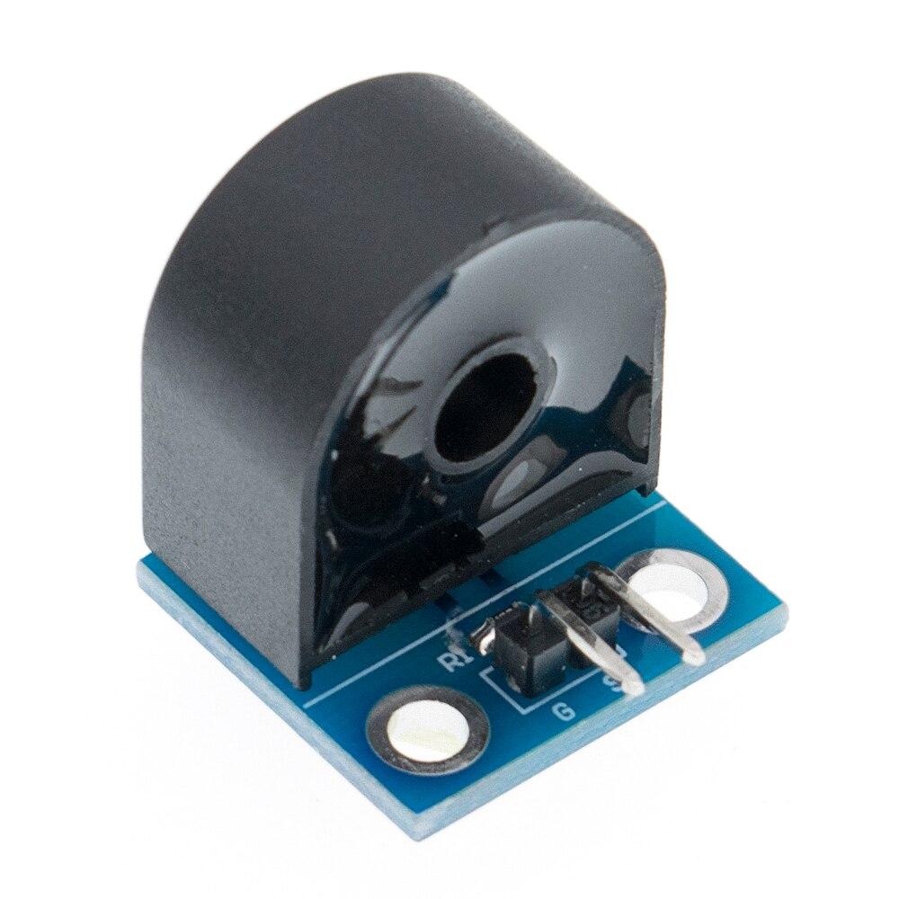 ZMCT103C 5A диапазон однофазный переменный ток микро трансформатор Плата датчика для Arduino 5A Макс 3000 в измерение эпоксидной смолы