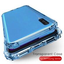 transparent soft silicone case for samsung galaxy a01 a11 a21 a21s a31 a41 a51 a71 a81 a91 a10 a20 a30 a40 a50 a70 s a10e a20e