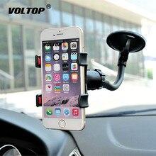 Support pour voiture pour Iphone 7 6s   Support universel pour Iphone 6s Plus SE pour Samsung Support Mobile Flexible pour téléphone