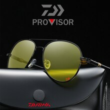 Daiwa Fishing Polarized Sunglasses Men and Women Outdoor UV Protection Day and Night Anti-blue Light