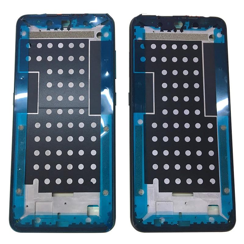 Nokia7.2 para Nokia 7,2, placa de Marco medio, placa de vivienda, LCD, soporta bisel de placa frontal media, reemplazar Reparación de piezas de repuesto