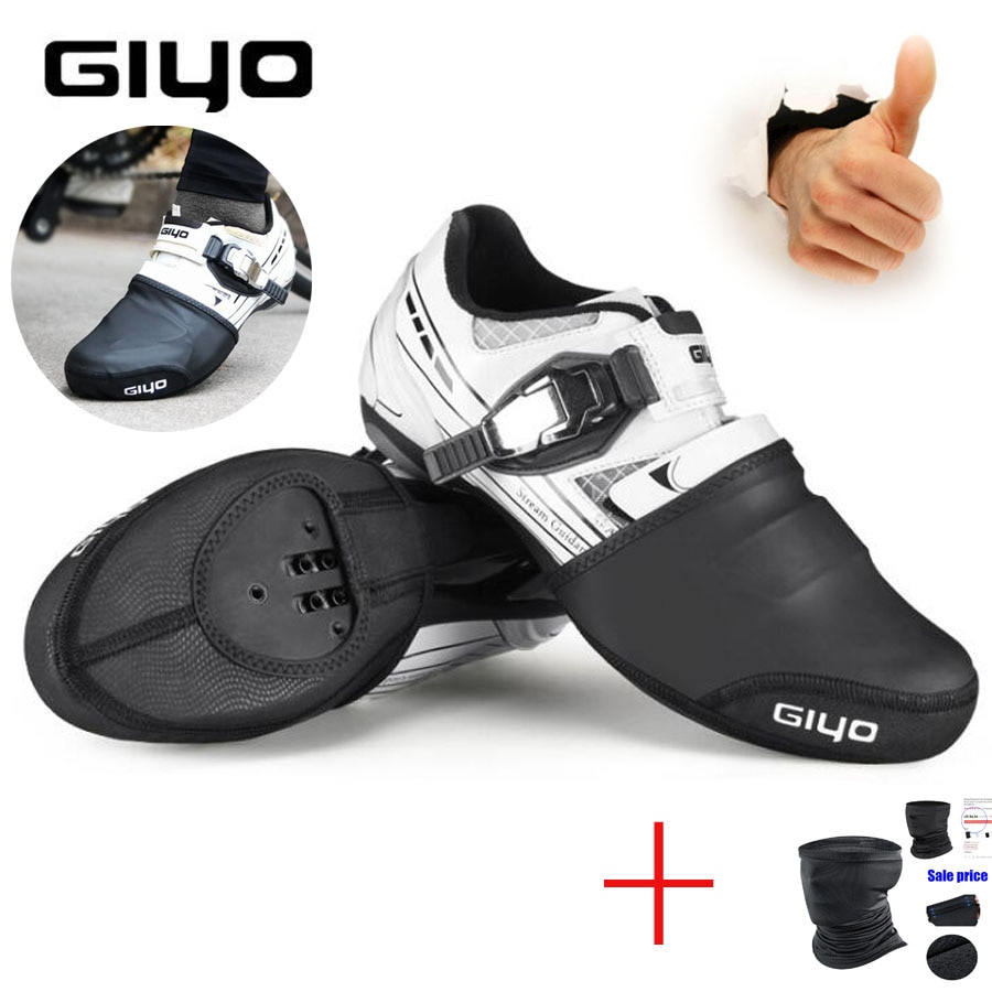 GIYO-Toe Cap for Cycling Running Rain Resistant Men Women Shoe Covers forMTB or Road Cycling in Wint