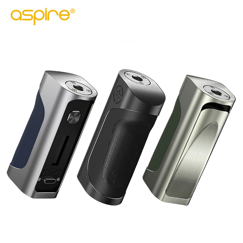100% Original Aspire Paradox Mod 75W Vape Box Mod Compatible with Single 18650 Battery(not included)