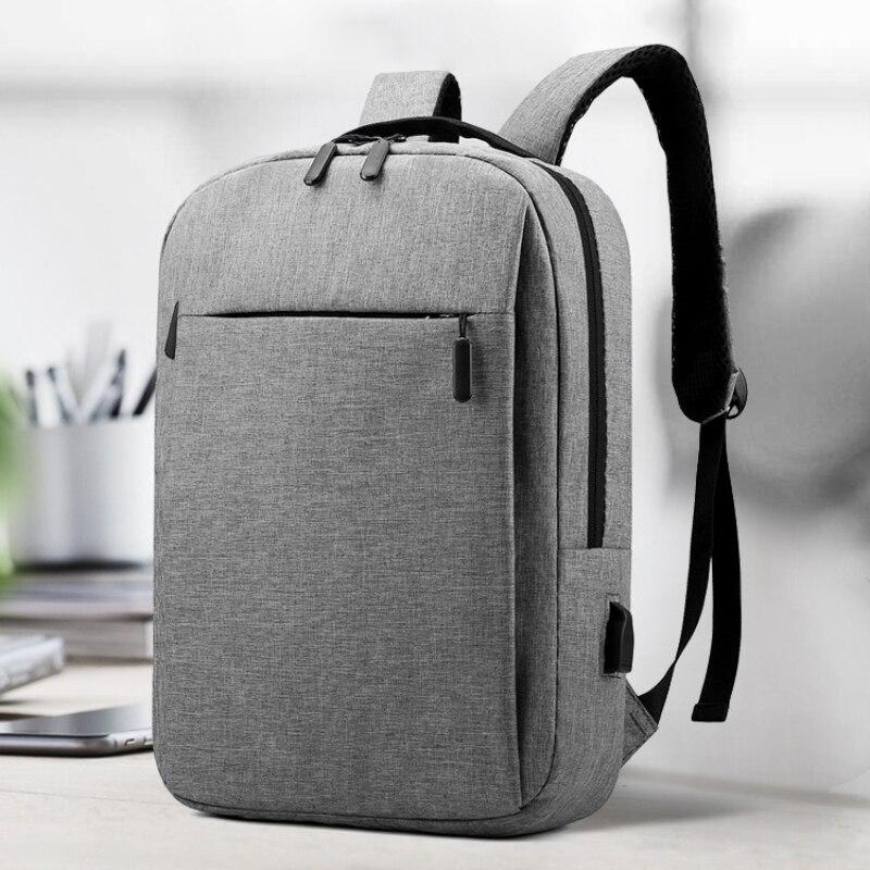 Tomule Large Capacity Travel Backpacks 15.6 Inch Laptop Backpacks Men USB Charging Business Bag Anti Theft Shoulder School Bags