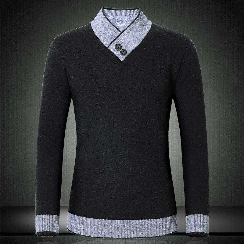 Jerséis de Cachemira para hombre de alta calidad ropa de invierno 2019 tamaño grande chino M-4XL 5XL 6XL 7XL 8XL jerseys de diseño navideño 1986
