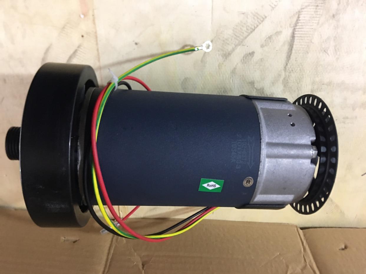 مفرغه العاصمة المحرك 102-63T2 180v 2.0hp