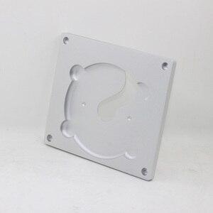 Новый алюминиевый лоток CDM4 с Лысой головкой 180*170 мм