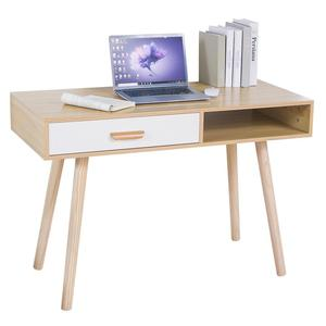 Laptop Desk Wooden Computer Desk Portable For Home Office Modern Simple Writing Table PC Desk Study Table Supplies HWC