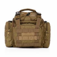 Популярные армейские тактические сумки на плечо в стиле милитари, походные спортивные дорожные рюкзаки для кемпинга, походов, камуфляжная ...