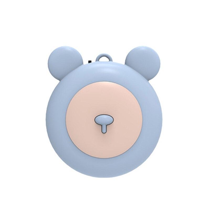 Портативный мини-очиститель воздуха носимый очиститель воздуха ожерелье генератор отрицательных ионов USB персональный освежитель воздуха...
