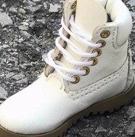 supermctoys 16 white hollow pilot snow boots model for 12 female ph body