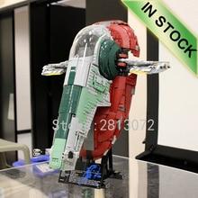 En STOCK 05037 esclave I Compatible avec 75060 2067 pièces modèle blocs de construction star briques wars jouets éducatifs cadeau 81039 UCS