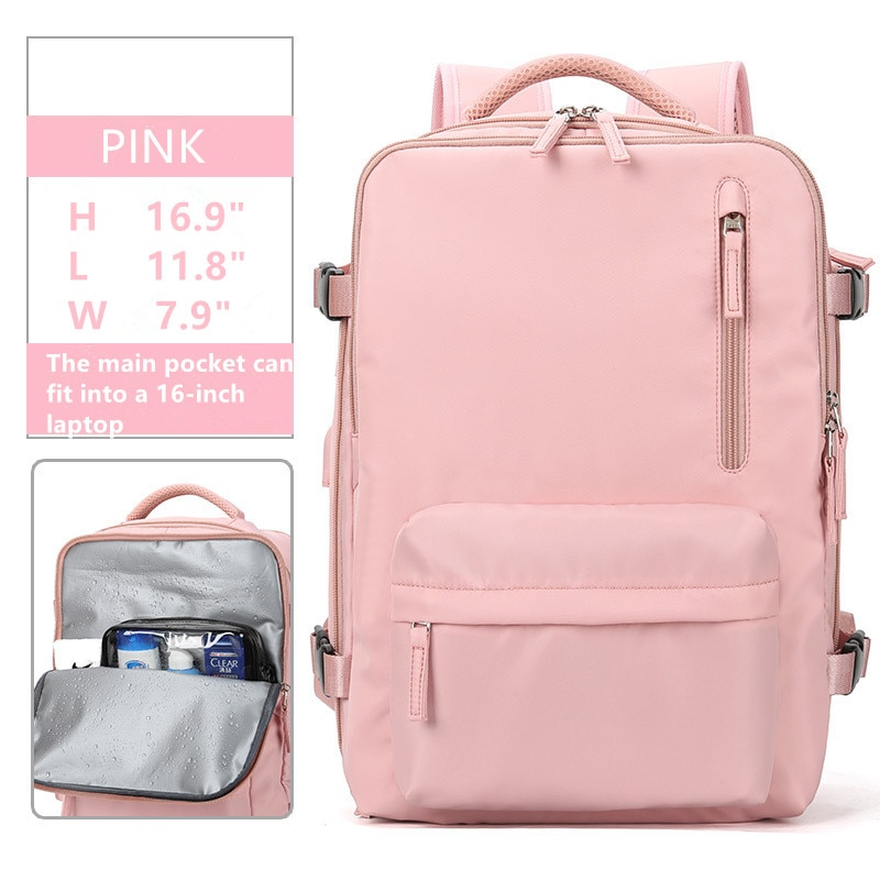 large-capacity-waterproof-men-women-pink-black-multifunction-travel-backpacks-laptop-anti-theft-outdoor-luggage-bags-for-couples