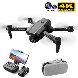 XT6 RC беспилотные вертолеты с 4K HD камерой видео съемки Дрон Квадрокоптер с FPV дистанционного управления игрушки для детей подарок