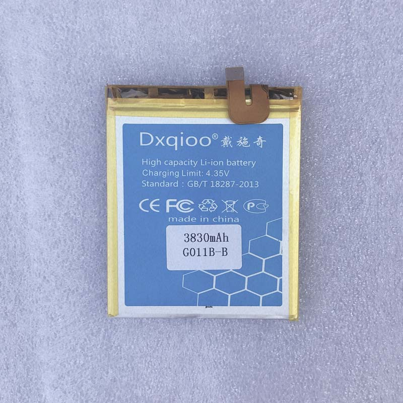 3830mah batería para htc Google nexus Pixel 2 XL (G011B-B)
