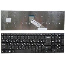 YALUZU Clavier Russe pour Packard Bell EasyNote TV11 TS11 P7YS0 P5WS0 TS13SB TS44HR TS44SB TSX66HR TSX62HR TV11C Ordinateur Portable