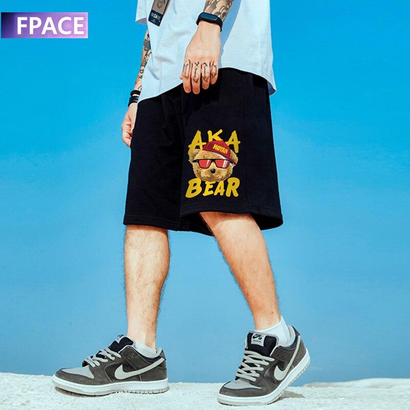 Новинка 2021, мужские летние повседневные шорты HMZ, мужские прямые шорты, мужская мода, пляжные шорты, горячая мужская одежда, черные шорты