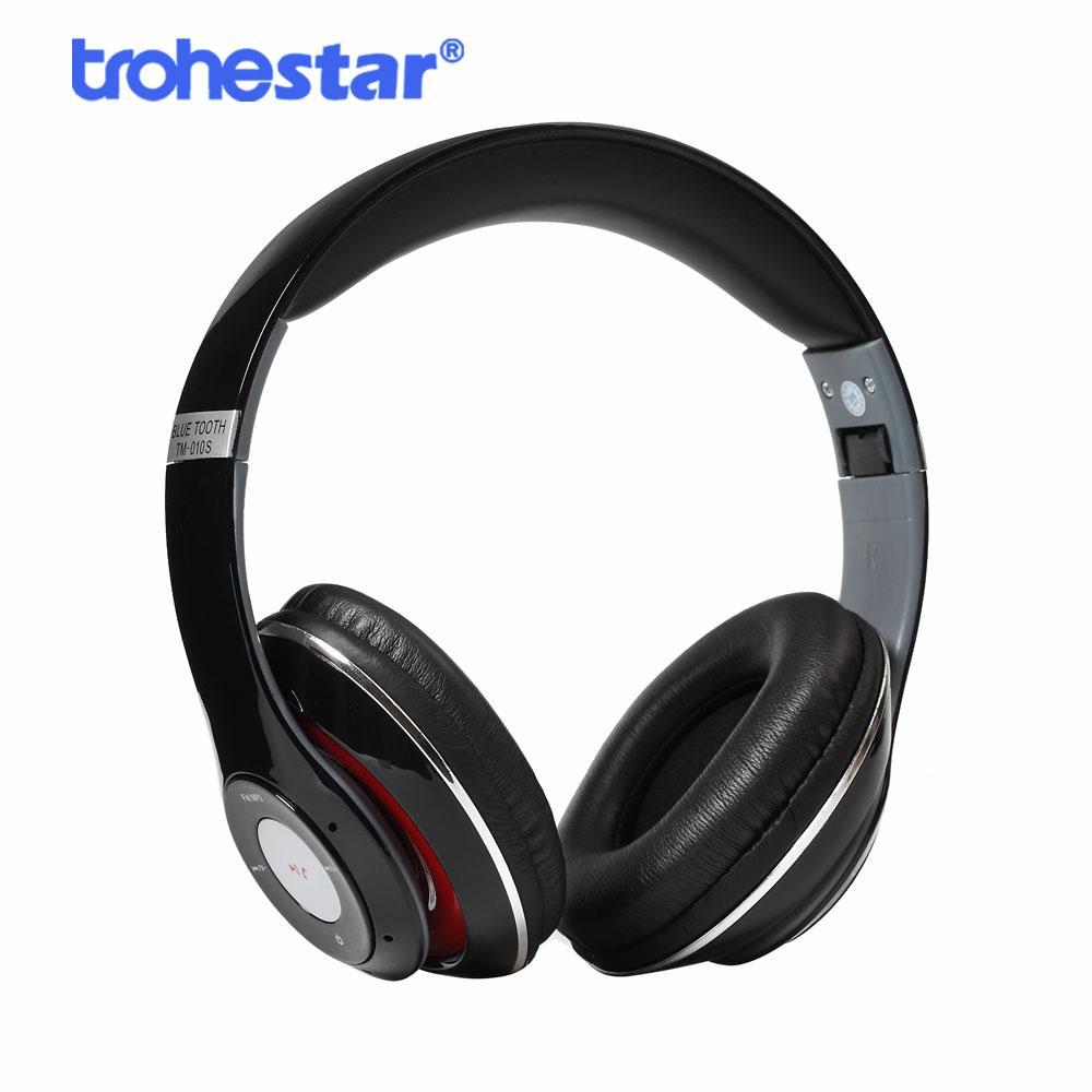 Auriculares inalámbricos Bluthooth Head Set tarjeta de memoria ANS auriculares con cancelación de ruido auriculares para juegos audífonos para jugadores