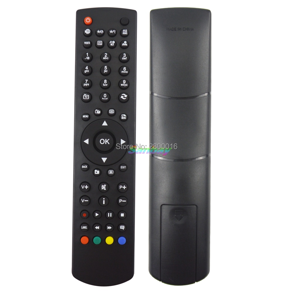 CONTROLE REMOTO ORIGINAL PARA TV Saba LF321JC LW26A200 S22104LED S32905LED S22905LEDFHD S26104 S32104 S32883 SW22905DVD U22A200