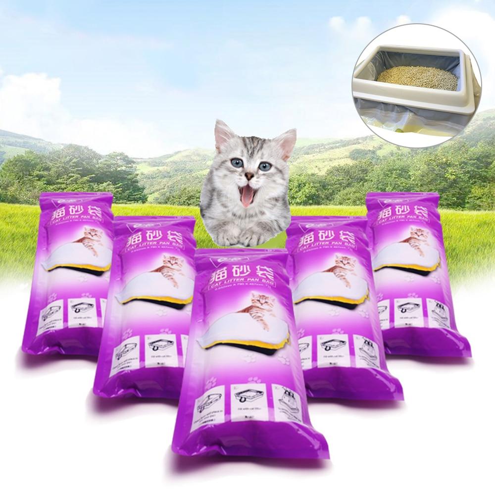 Suministros de limpieza para mascotas arena para gatos bolsa de residuos para gatos caja de arena estera bandeja para arena para gatos bolsas de almacenamiento para gatos