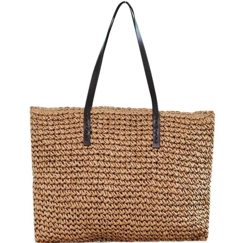 Luxury designer retro lady handbag famous fashion brand bag simple sling messenger