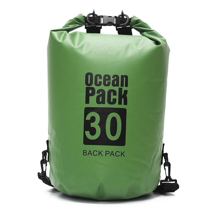 camouflage 20l sports ocean swimming water proof backpack bag for outdoor pvc waterproof dry pool impermeable bag backpack 20L 30L Outdoor PVC Waterproof Dry Bag Ocean Pack Backpack For Swimming Swim Water Proof Impermeable River Trekking Bag