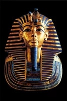 tutenkhamun 18th dynasty poster 24 x 36in metal poster tin signs