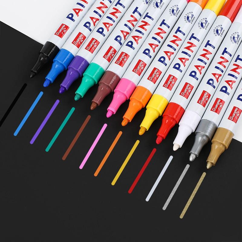 12-colori-impermeabile-pneumatici-per-auto-battistrada-cd-metallo-pennarello-permanente-pennarello-oleoso-pennarello-arte-fai-da-te-cancelleria