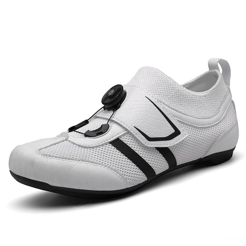 أحذية ركوب الدراجات للرجال ، أحذية رياضية عصرية لركوب الدراجات الجبلية ، أحذية رياضية غير رسمية ، مقاس كبير 39-44