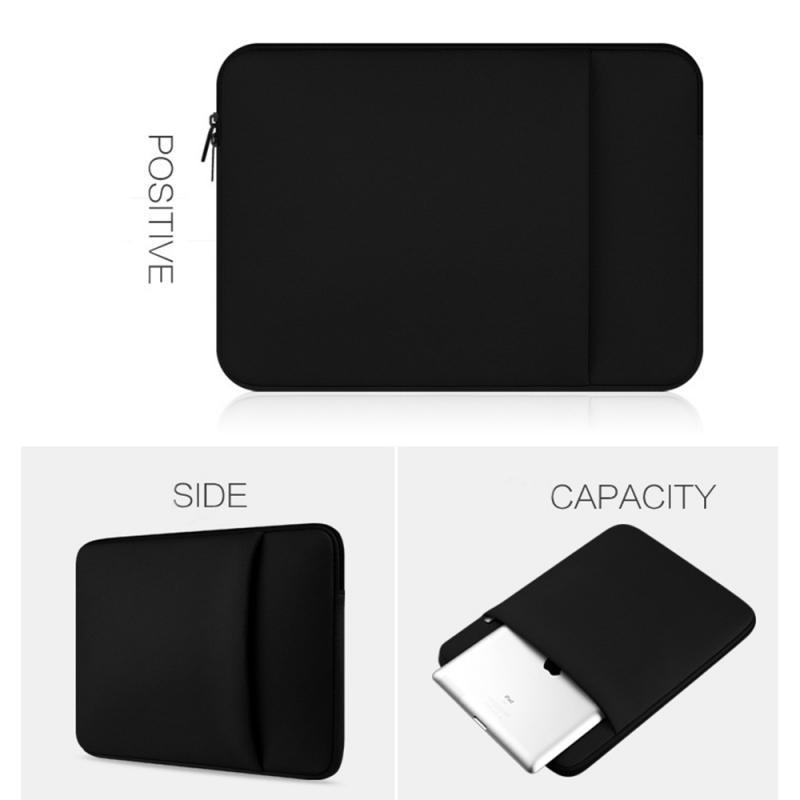 Soft Laptop Voor Macbook Air Pro Retina  15.6 Sleeve Case Cover Voor Xiaomi Dell lenovo Notebook Com