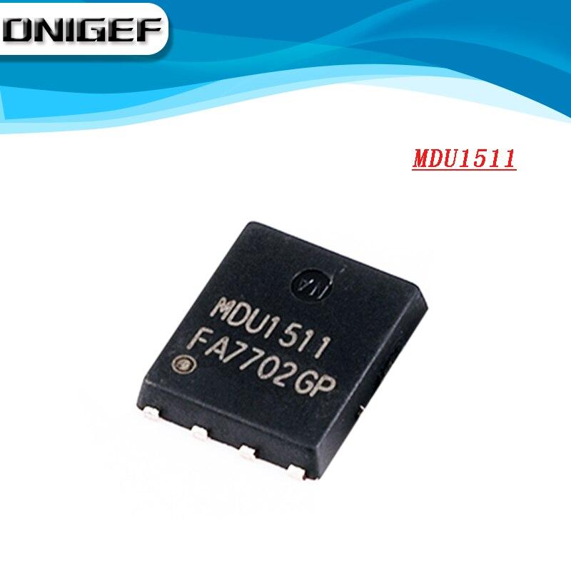 DNIGEF (1 stück) 100% Neue MDU1511 MDU1516 MDU2657 MDU2653 MDU1512 QFN-8 Chipsatz