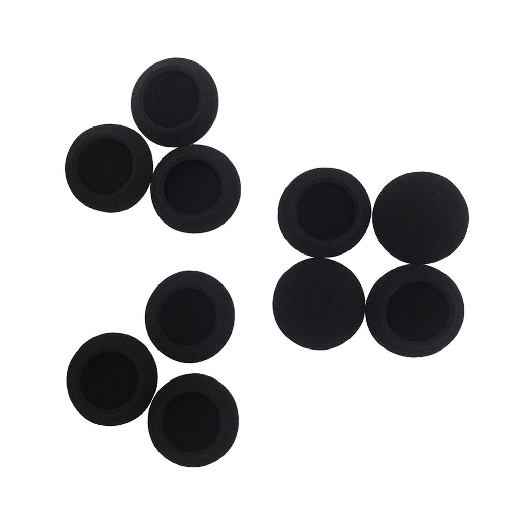 EarTlogis Sponge Replacement Ear Pads for Sony MDR-201 MDR-301 MDR 201 301 Headset Parts Foam Cover Earbud Tip Pillow enlarge