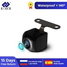 E-ACE I07 1080P HD Signal numérique étanche 2.5MM Jack Vision nocturne caméra de vue arrière avec câble 6m pour 4G/3G double lentille voiture DVR