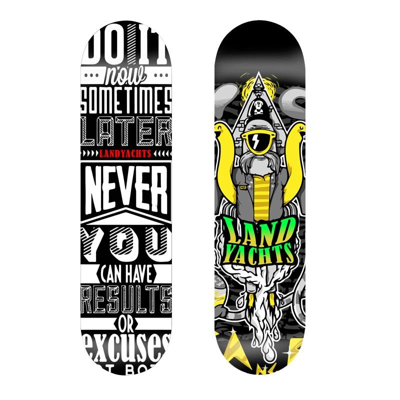 Professional Skateboard Fashion Adults Off Road Drift Skate Skateboard Long Board Land Surfboard Patineta Entertainment BY50HB