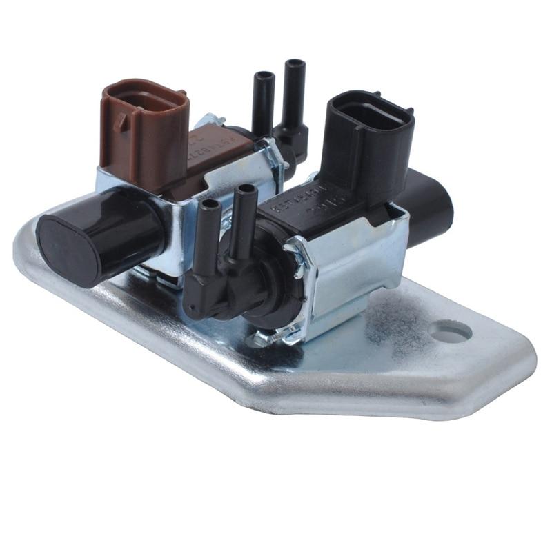 Válvula solenóide de emissão para mitsubishi montero pajero shogun k5t46494 mr577099 ar condicionado válvula solenóide