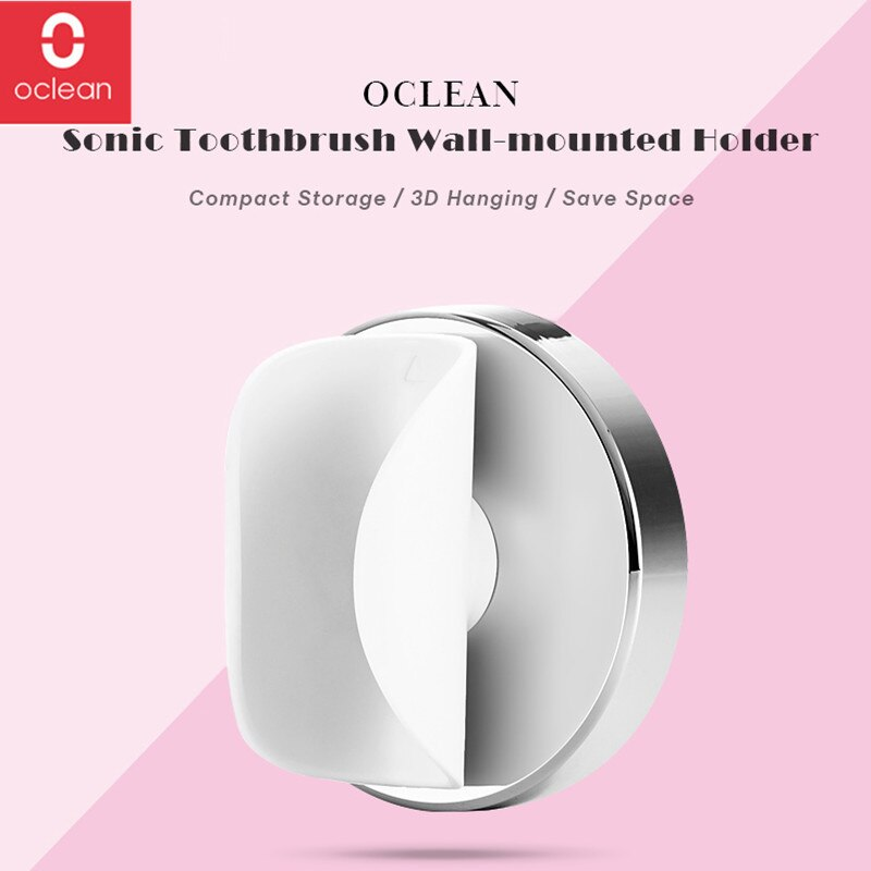 Оригинальная сменная щетка Oclean, 2 шт., для электрической зубной щетки Oclean Air, настенный держатель