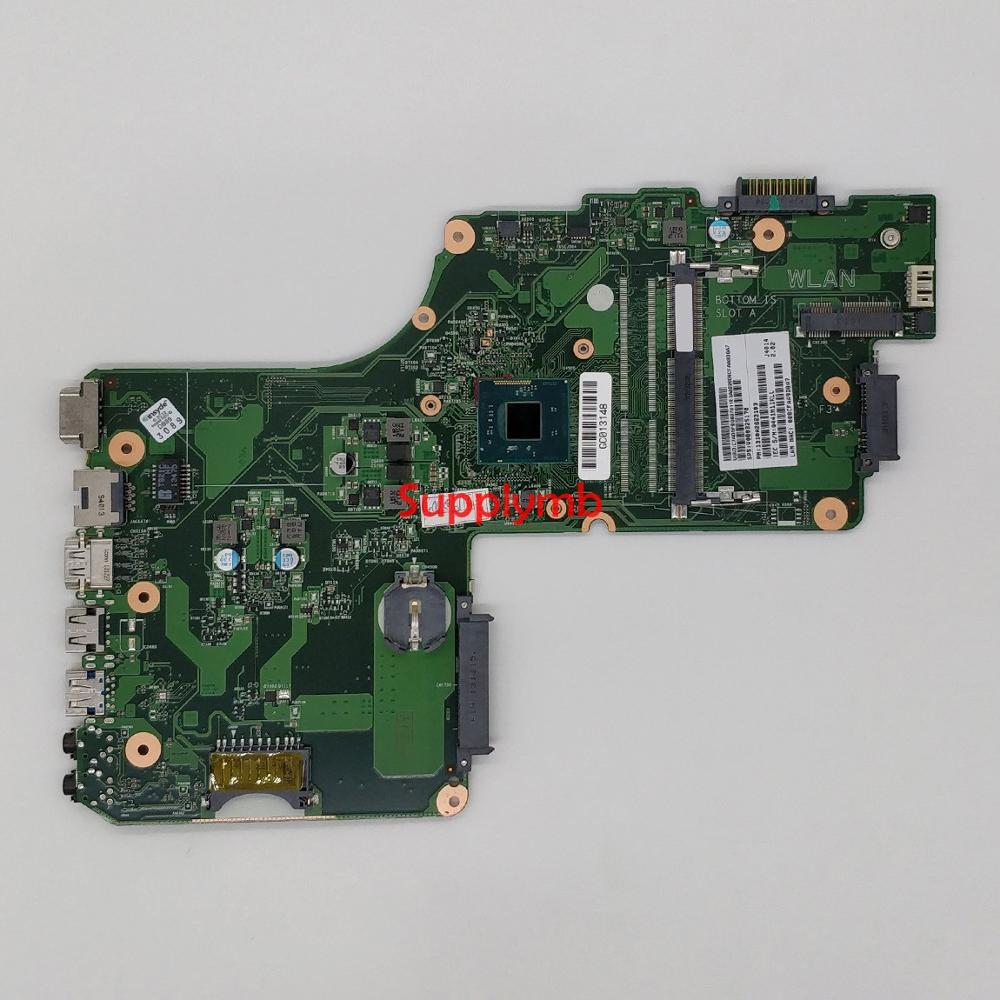 V000325170 DB10BM 6050A2623101-MB-A02 w N2820 CPU Onboard for Toshiba C55 C55T NoteBook PC Laptop Motherboard Mainboard Tested v000245020 6050a2338501 mb a02 hm55 for toshiba satellite l630 laptop notebook motherboard mainboard tested