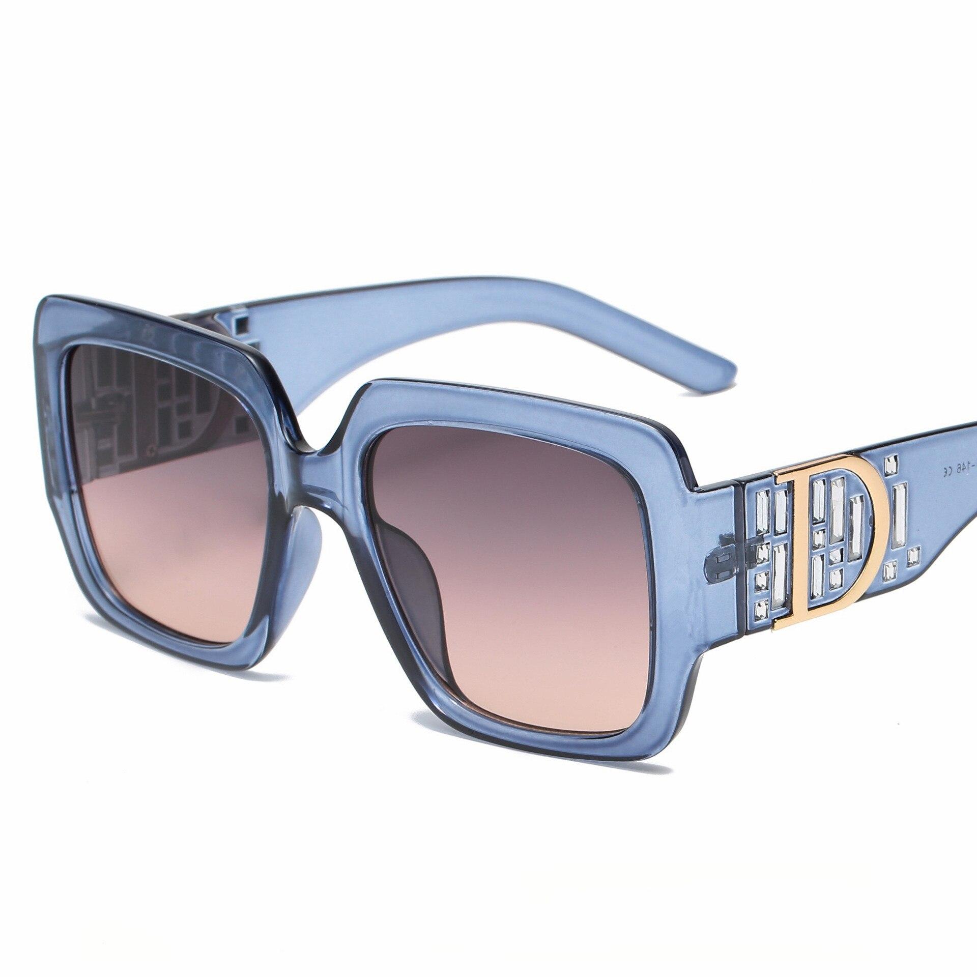 Oversized Sunglasses  Gradient Sun Glasses For Men Cool One Piece Brand Designer  Women Men Brand Bl