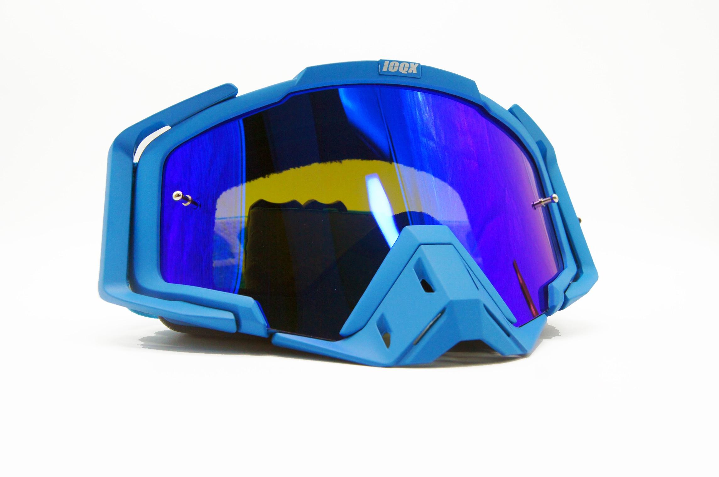IOQX Motocross Helmet Goggles Atv Off Road Goggles Dirt Bike Glasses Dustproof Gafas Moto Cross Brillen Motorcycle Glasses enlarge