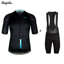 2020 Ralvpha hommes cyclisme Jersey ensembles cyclisme vêtements costumes respirant Pro vtt vélo Wera vélo triathlon uniforme Ropa Ciclismo