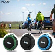 Bluetooth wireless shower speaker Portable hands-free music microphone For Shower, Bathroom, Car, Bike,Beach & Outdoor