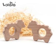 الزان الطبيعي العلكة الطفل المولي العلكة الطفل مضغ إصلاح 10 قطعة شكل خروف لطيف المولي المفضل لعب الأطفال