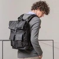 men fashion backpack multifunctional waterproof backpack daily travel bag casual school rucksack