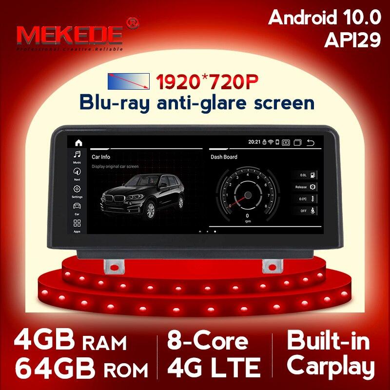 MEKEDE 10.25 ''1920*720P 4G + 64GB android 10.0 auto Dvd-MULTIMEDIA-Player für bmw 3serie F30/F31/F34 320 4 Serie F32/F33/F36